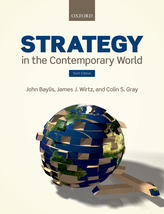 19. Strategic Studies: The West and the Rest