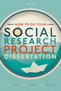 How to do your Social Research Project or Dissertation